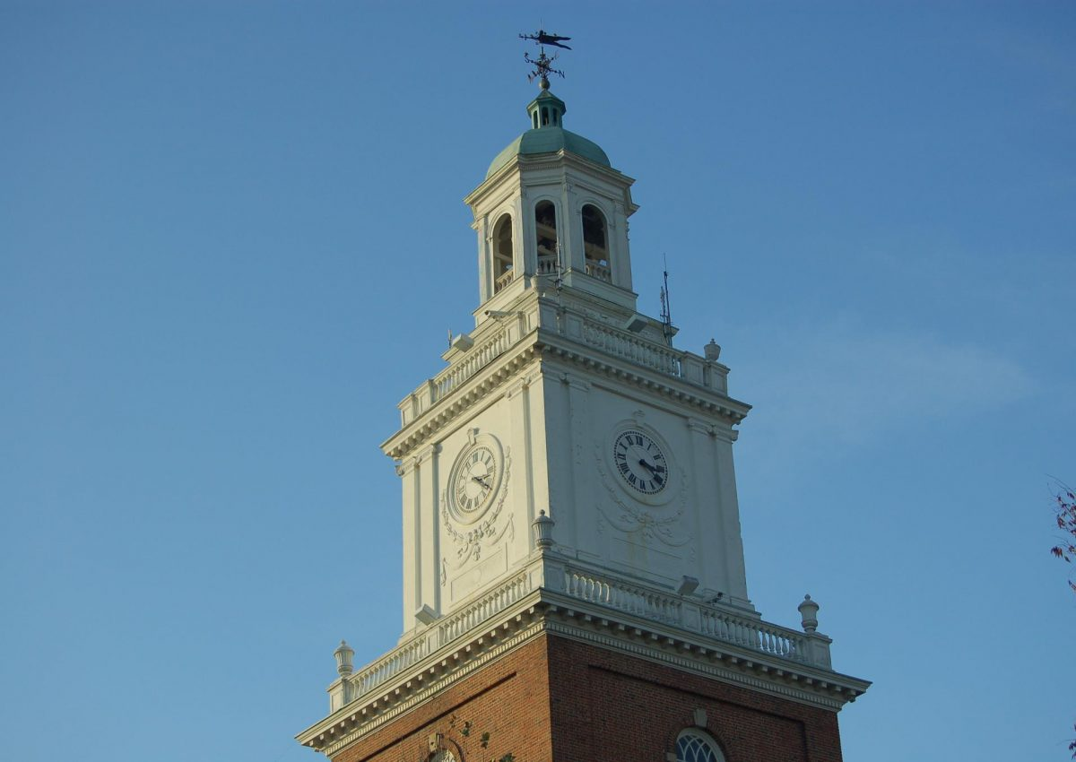 JHU Clock Tower