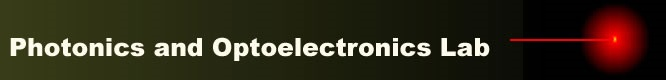 Photonics and Optoelectronics Lab