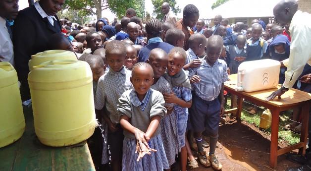 Laura MacDonald:  Household Water Treatment (HWT) Research