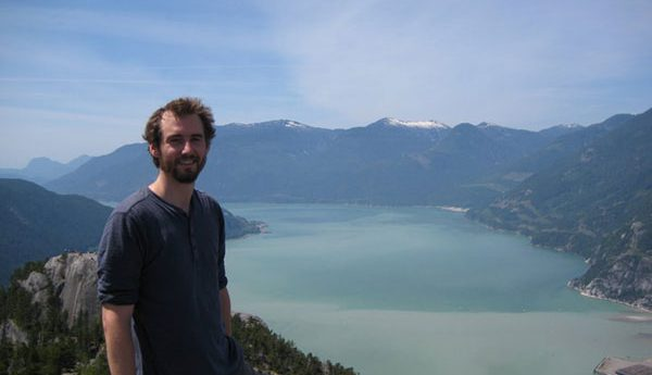Prof. Ciaran Harman receives AGU 2016 Early Career Hydrologic Sciences Award