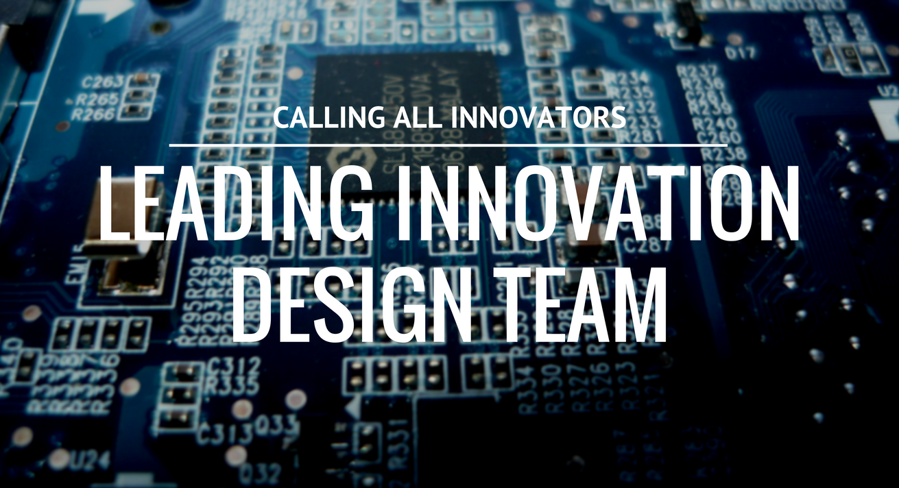 Leading Innovation Design Team