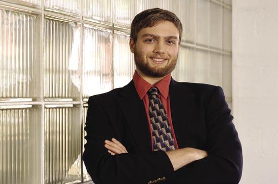 Ben Gibbs '05 A&S