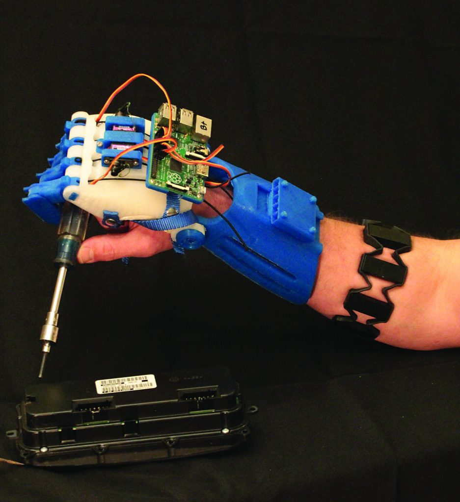 A lower-cost prosthesis