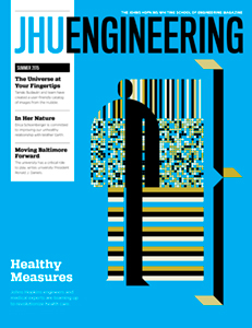 Summer 2015 issue of JHU Engineering magazine