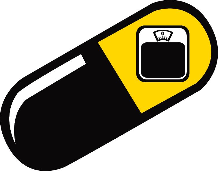 Illustration of pill