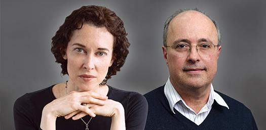 Jennifer Elisseeff and Charles Meneveau