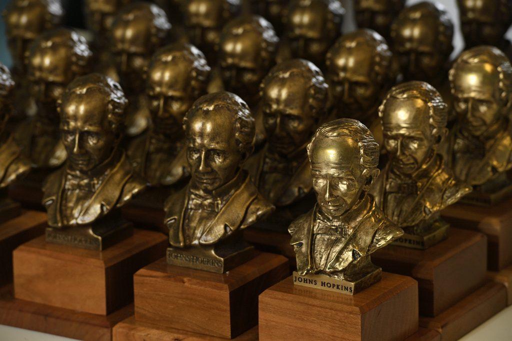 Bronze Johns