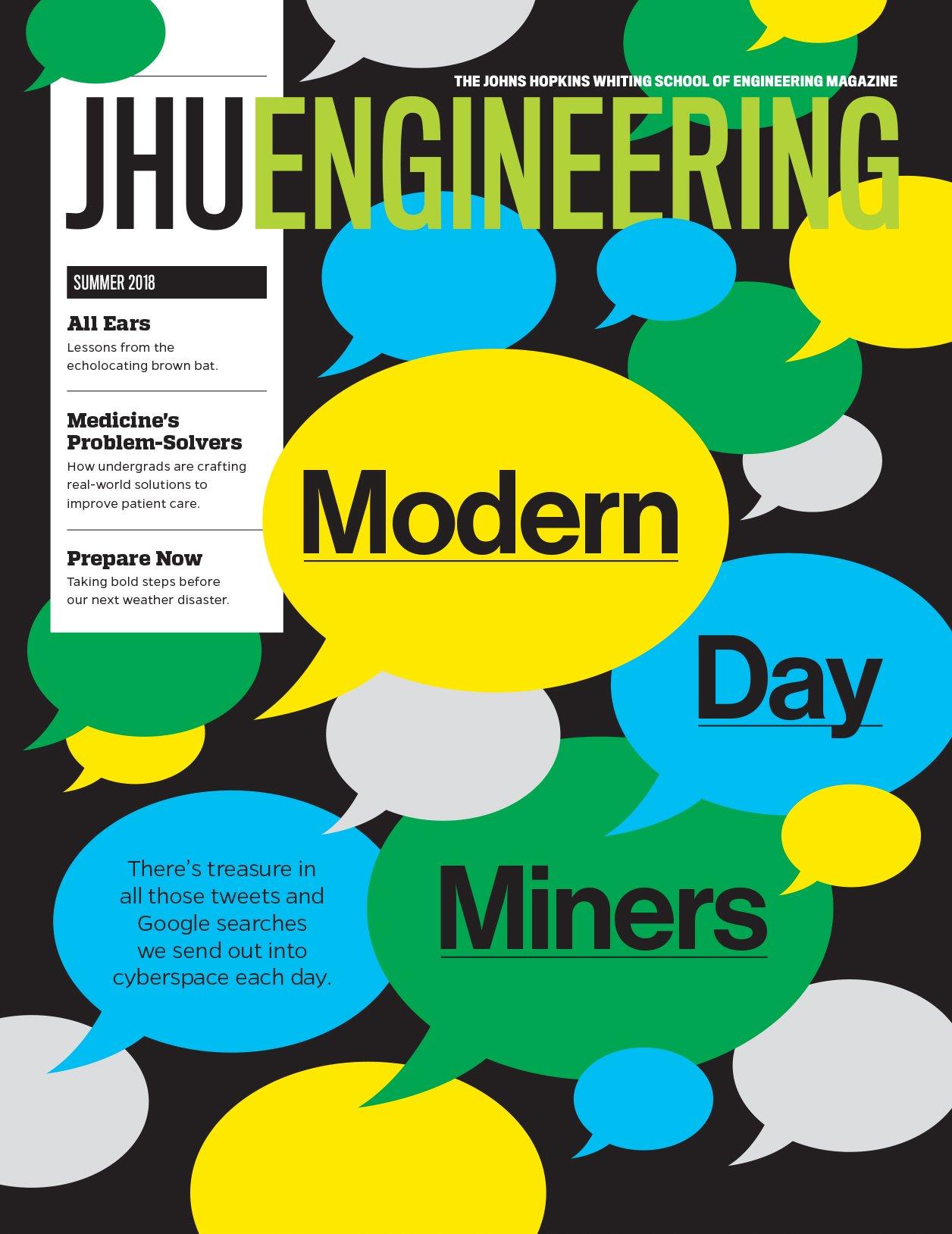 Summer 2018 JHU Engineering