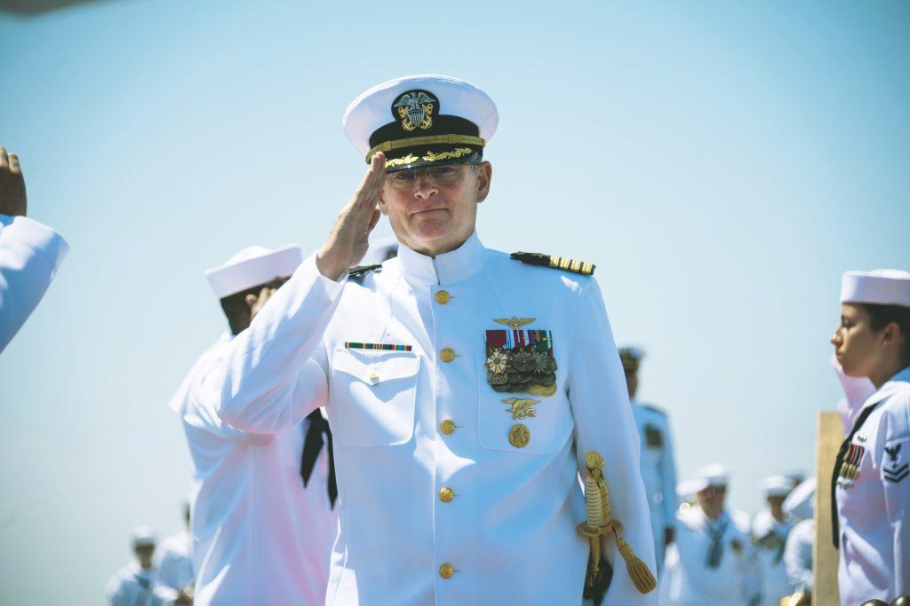 Capt. Matthew Paradise