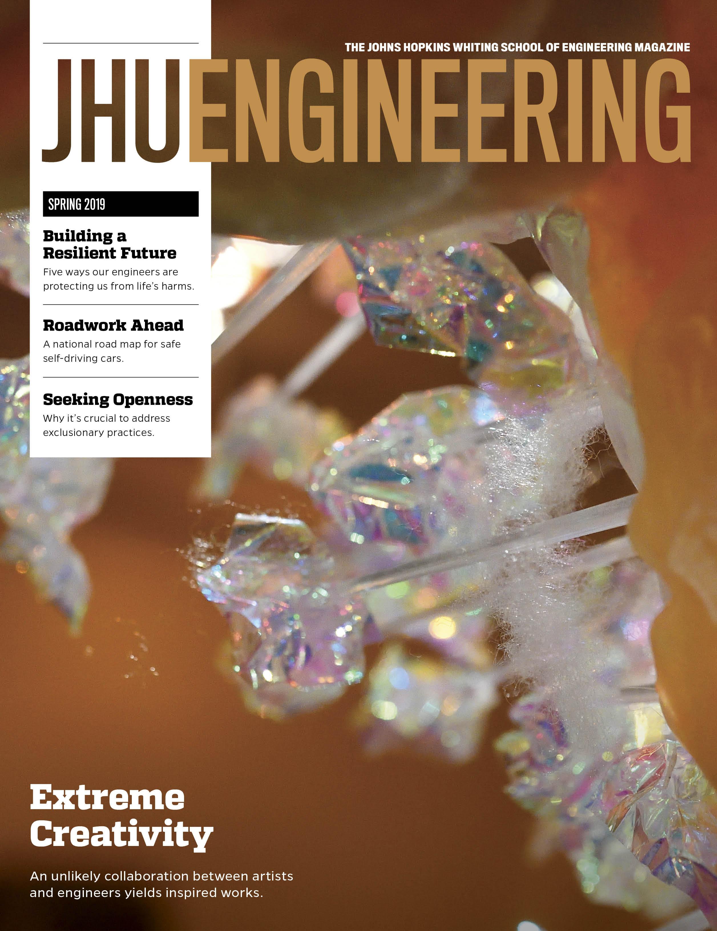 JHU Engineering Spring 2019