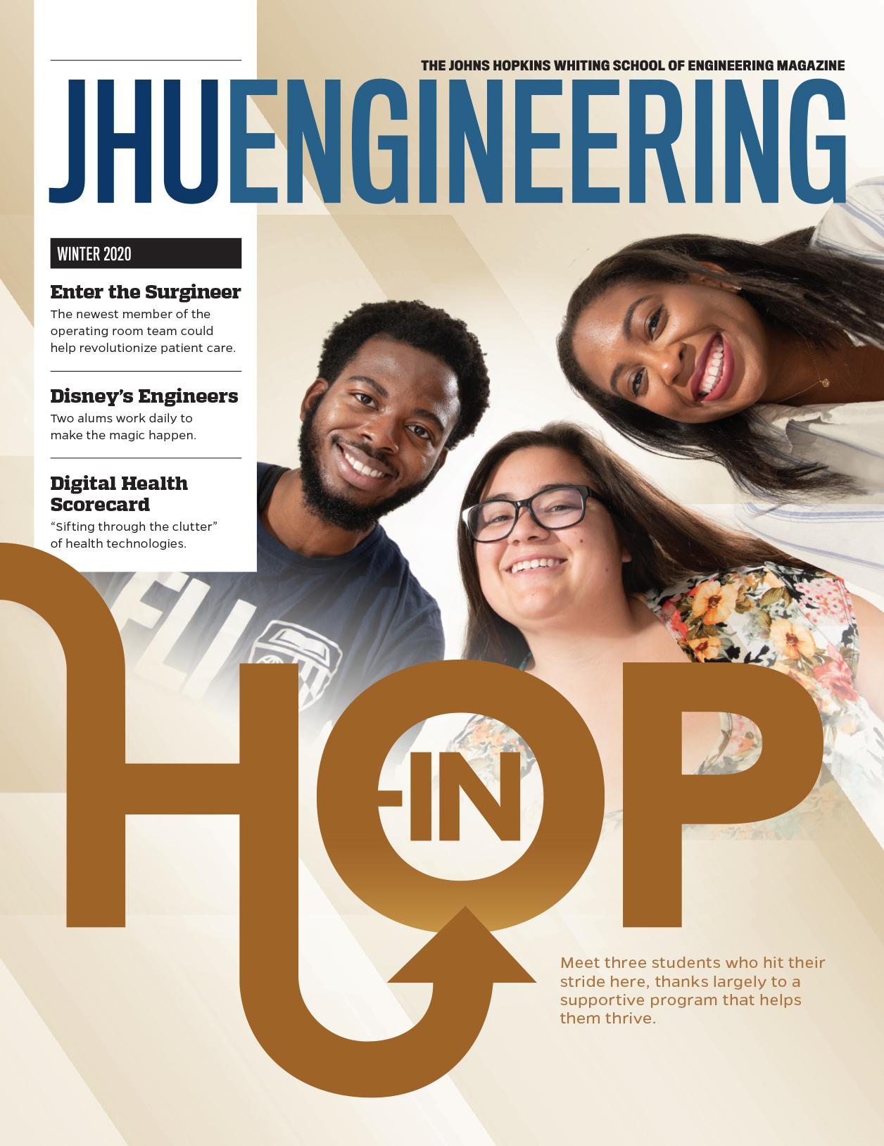 JHU Engineering - Winter 2020