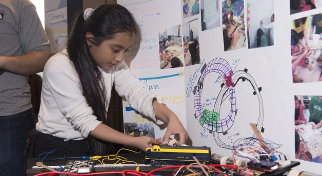 SABES Students Present Their Projects