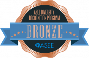 2019 Bronze Award for the ASEE Diversity Recognition Program