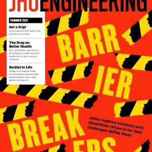 JHU Engineering Magazine